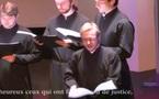 Видео: Концерт хора семинарии в городе Сент-Женевьев-де-Буа
