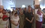 Репортаж о хиротонии в Мадриде 13 мая иеромонаха Александра (Росаса)