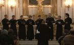 ВИДЕО: Концерт хора семинарии в храме города Брюнуа. Часть 1: Православные богослужебные песнопения