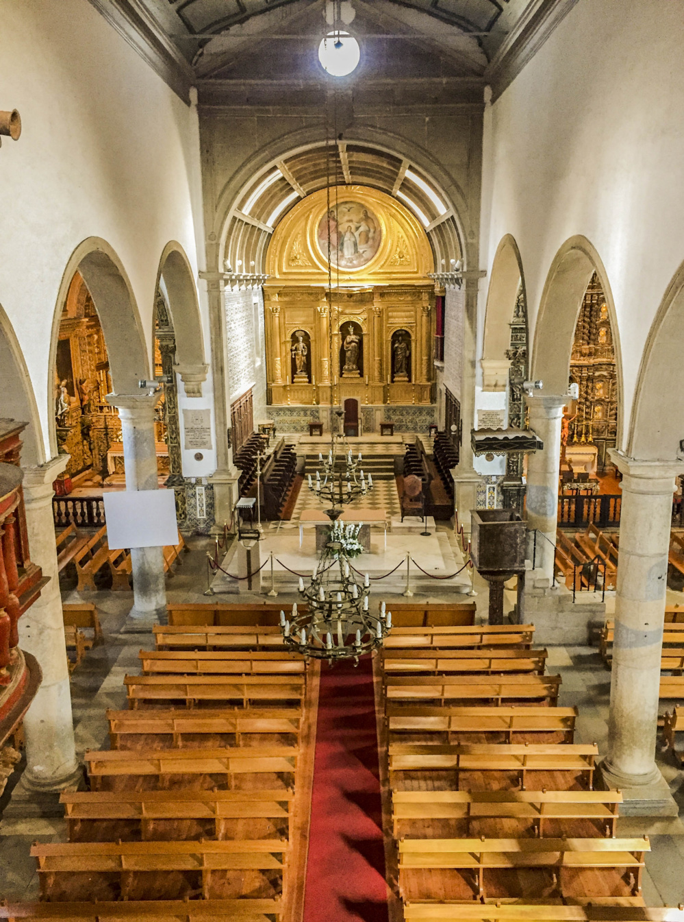 Кафедральный собор г. Фару (Португалия)