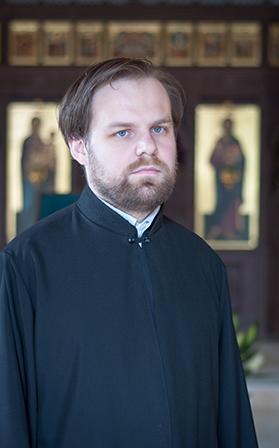 Владимир Мутин, священник