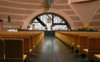 Хор семинарии выступил с концертом в кафедральном соборе г. Эври