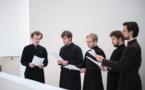 Хор семинарии участвовал в открытии Российского духовно-культурного центра в Париже