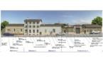 Ремонт фасадов зданий семинарии