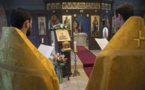 Наша община отпраздновала память своей небесной покровительницы, преподобной Женевьевы