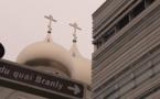 Репортаж Алексея Вознюка о первом Рождестве в Троицком соборе в Париже