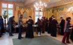 Семинарию посетили представители молодежной ассоциации соседних городов