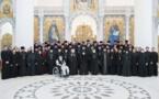 Община нашего Центра приняла участие в съезде духовенства Корсунской епархии