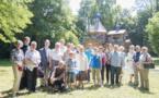 Семинарию посетили прихожане немецкой лютеранской церкви Парижа