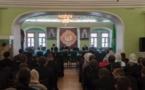 Интервью иеромонаха Александра (Синякова) на сайте Учебного комитета Русской Православной Церкви