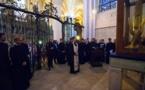 Фильм о визите хора Санкт-Петербургской духовной академии