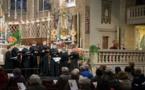 Первый день паломничества в Люксембург: конференция и концерт в кафедральном соборе