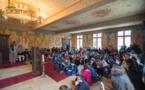 Двести школьников соседнего города Брюнуа посетили семинарию