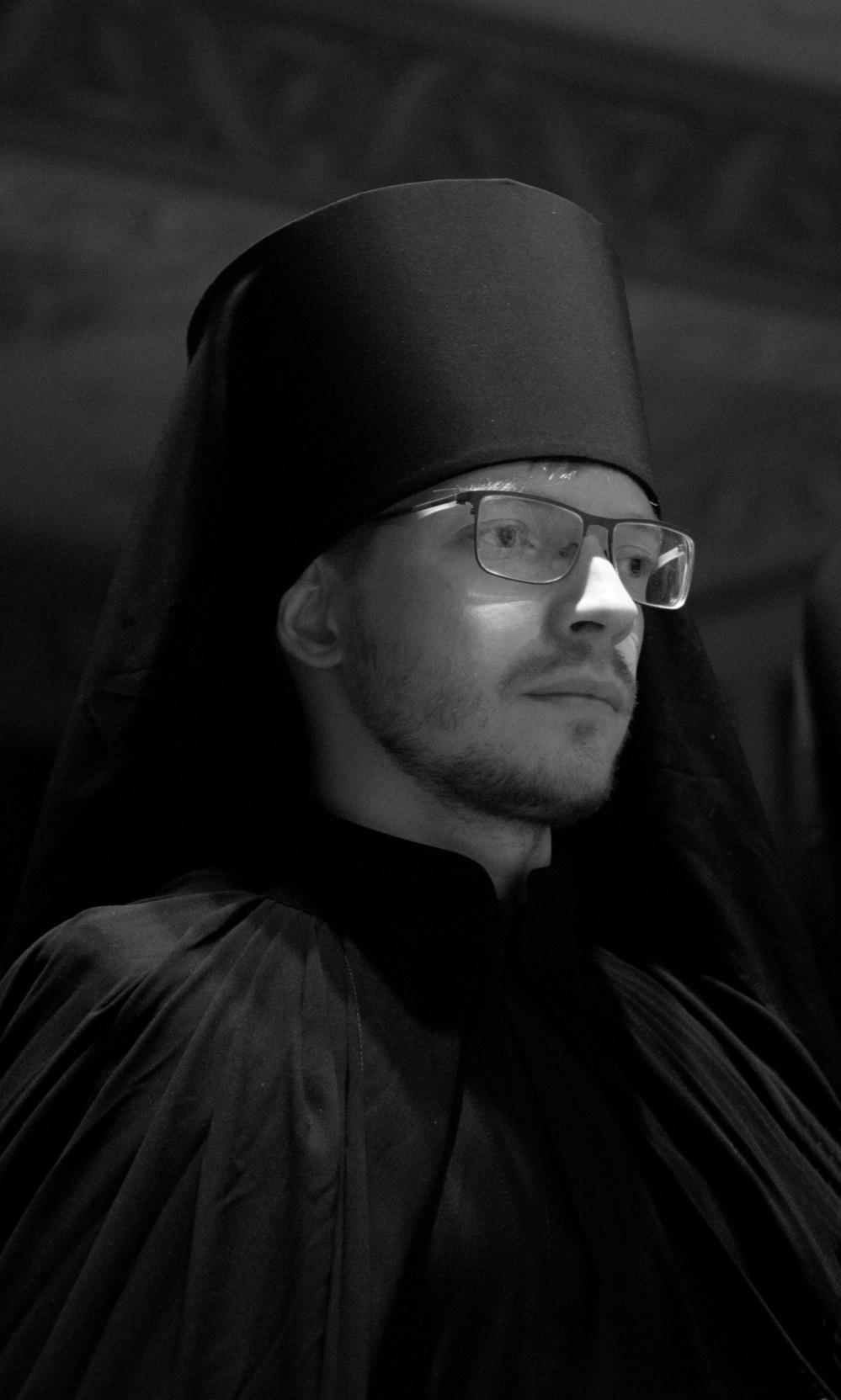Сергей Волков, регент хора