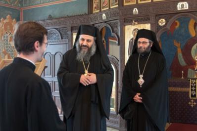 Нашу общину посетили два митрополита Антиохийского патриархата