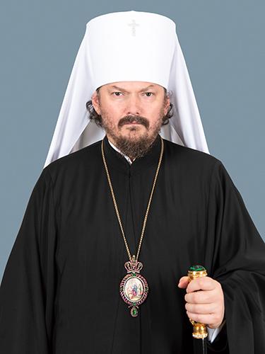 Канцлер семинарии: епископ Корсунский Нестор (Сиротенко)