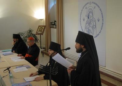 Торжественная инаугурация семинарии
