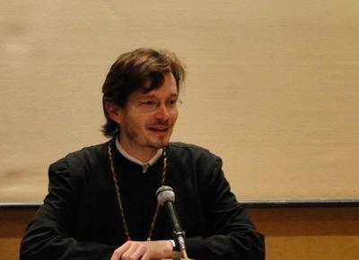Иеромонах Александр: Одна из целей Парижской семинарии - свидетельствовать о Православии западному обществу