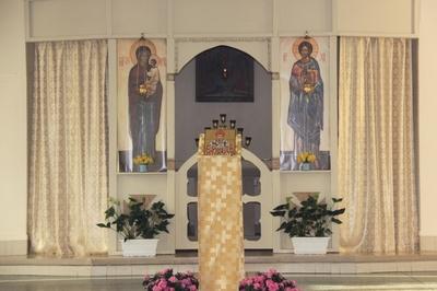 Проповедь в субботу пятой седмицы Великого Поста