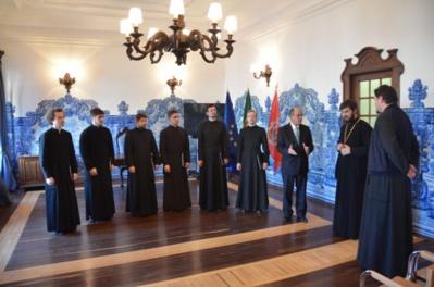 Хор нашего Центра посетил Португалию
