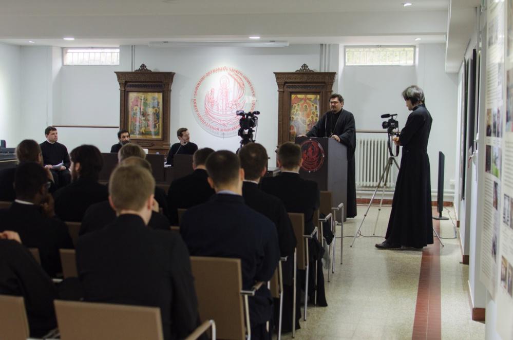 Видеозапись выступлений на нашем симпозиуме по собору 1917-1918 гг. и литургическому возрождению (Часть 1)