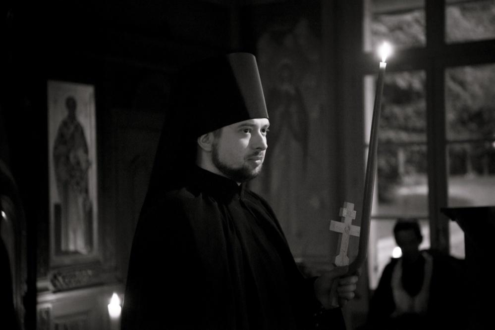 Виктор Смирнов принял монашеский постриг