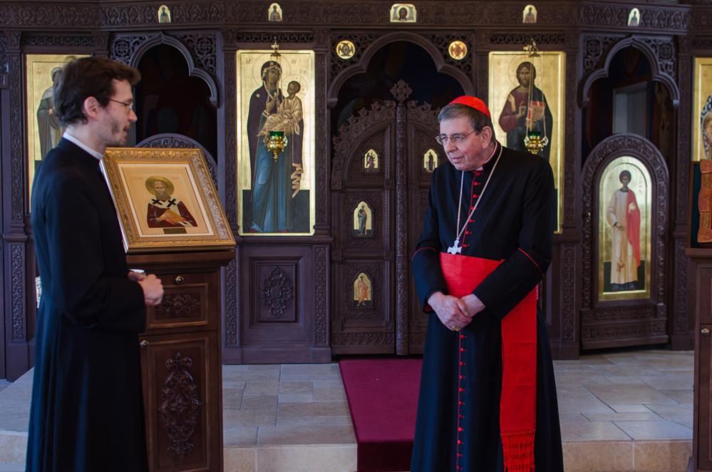 Послание кардинала Курта Коха по случаю окончания десятого учебного года в семинарии