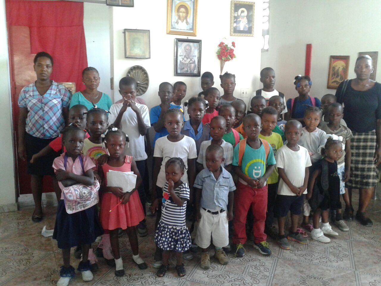Помощь Православной миссии на Гаити: создание школы при приходе в честь свт. Иоанна Шанхайского