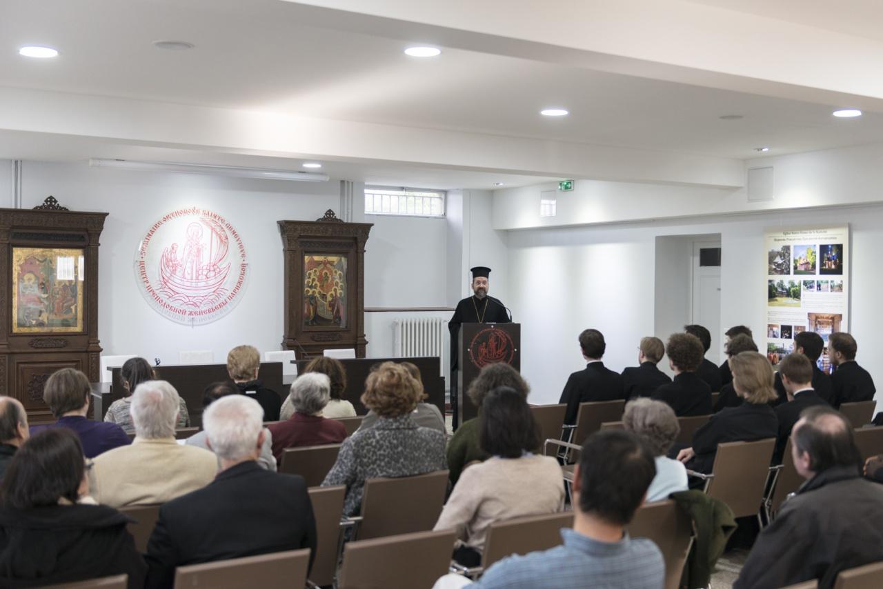 Великопостная лекция архиепископа Тельмисского Иова