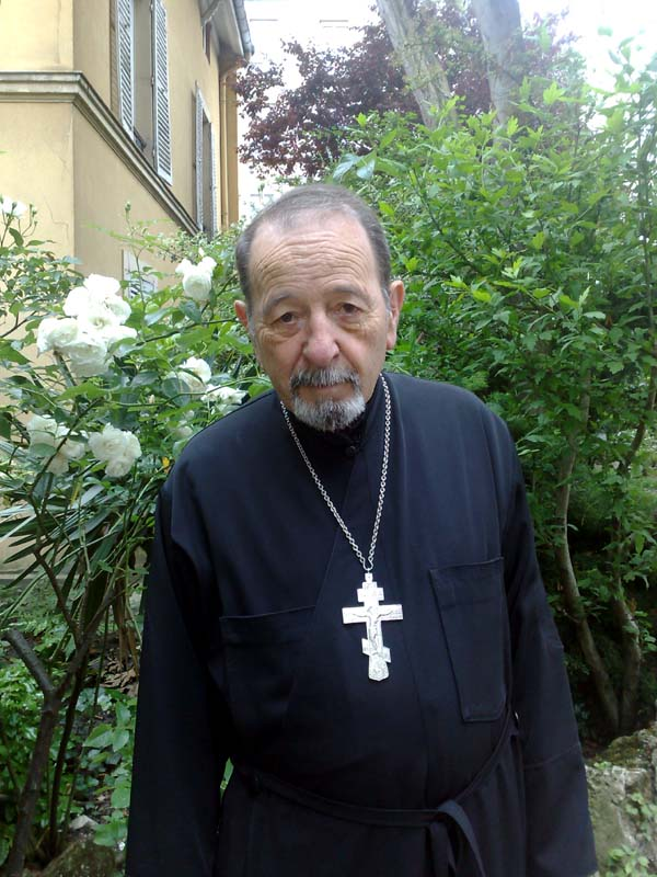 Вечная память протоиерею Николаю Лосскому!