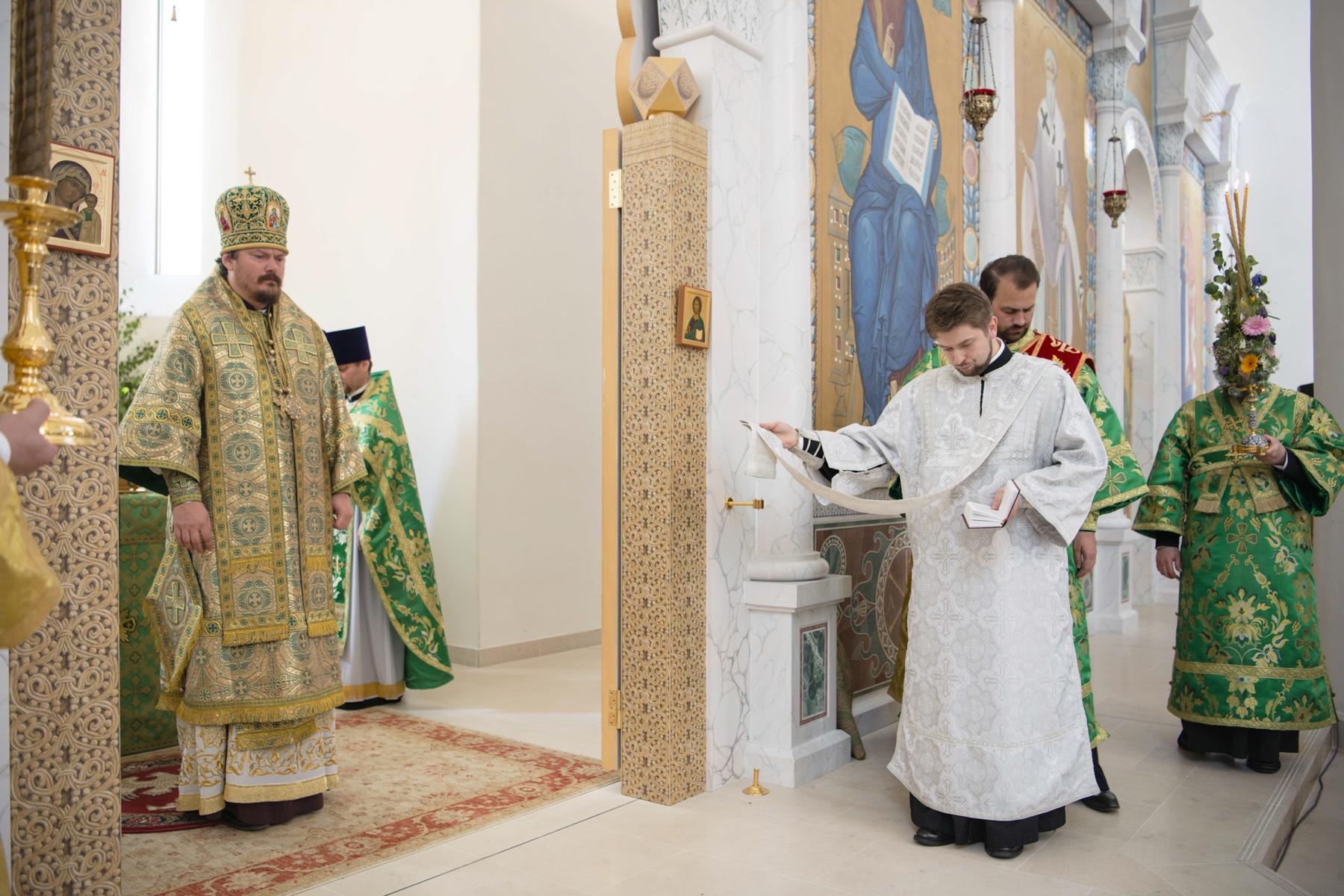 Монах Пётр (Смирнов) рукоположен в сан диакона