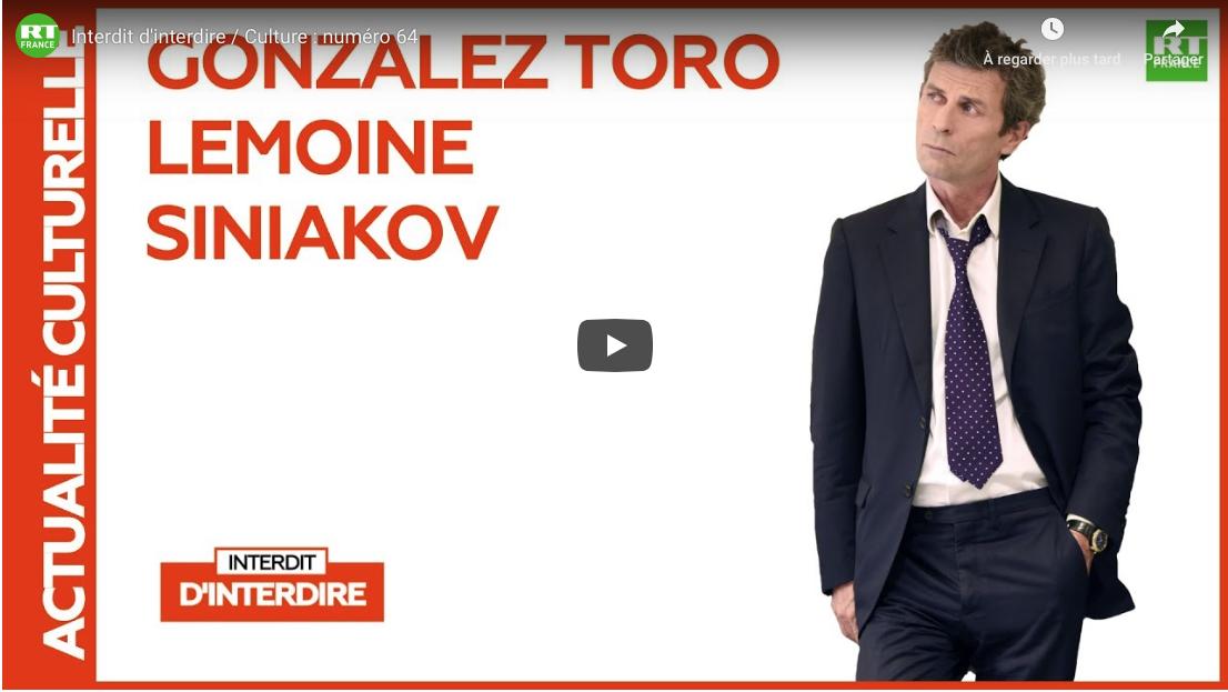 Передача с иеромонахом Александром на телеканале Russia Today France