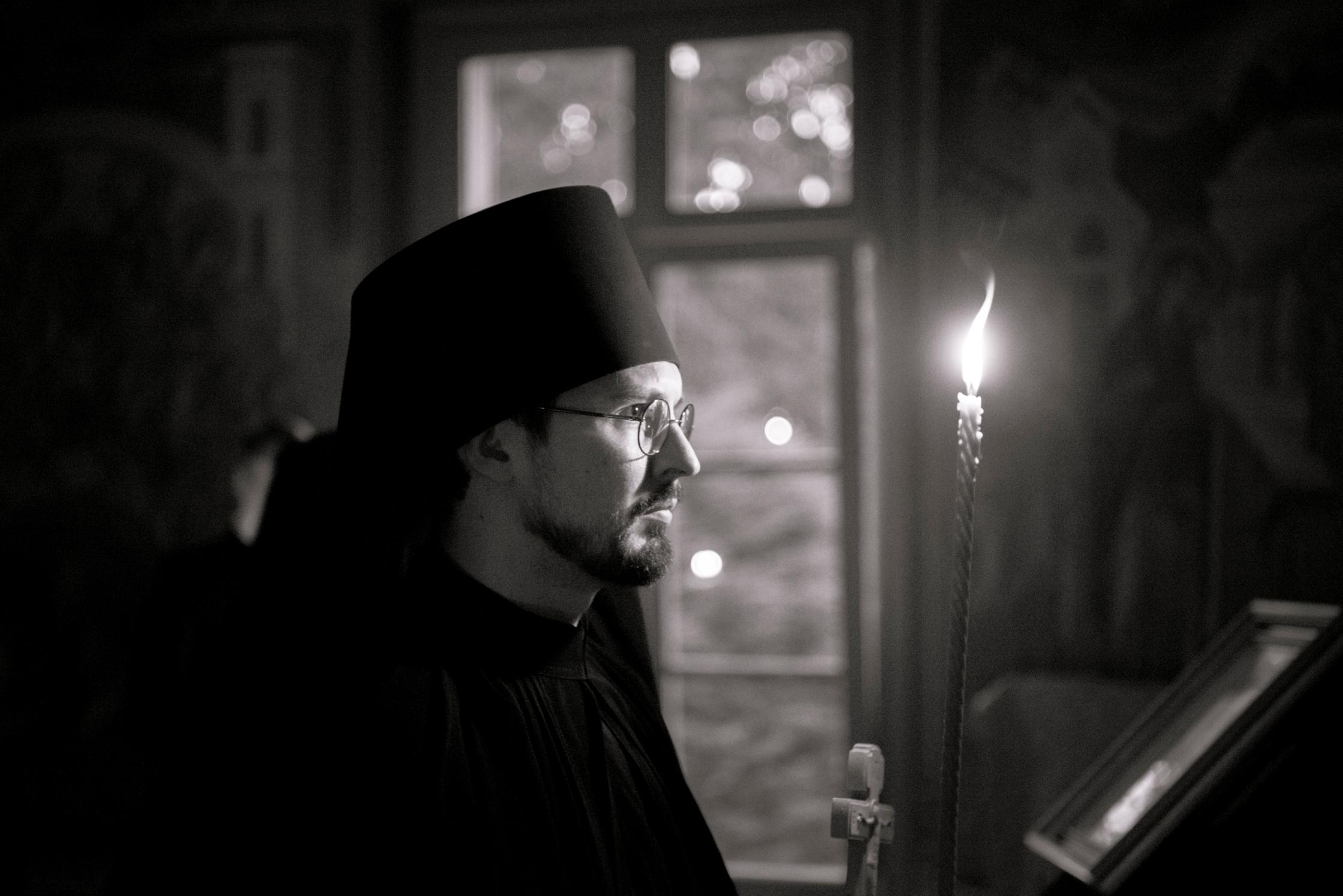 Кирилл Грибов принял монашеский постриг