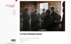 Французский телеканал КТО снял документальный фильм про семинарию