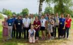 Группа семинаристов приняла участие в летней сессии Общины Эмманюэль
