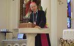 Визит в семинарию епископа г. Эври