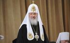 Послание Святейшего Патриарха Кирилла по случаю торжественного открытия русской семинарии в Париже