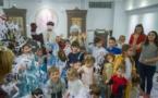 Новогодний праздник нашей детской школы