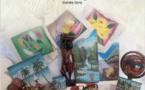 Благотворительная выставка-распродажа ремесленных изделий с Гаити