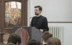 Кирилл ГРИБОВ защитил магистерскую диссертацию в Сорбонне