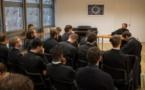 Митрополит Волоколамский Иларион встретился в Париже с учащимися нашего Центра