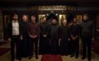 Первая литургия в греко-византийском распеве в нашей семинарии