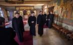 Митрополит Корсунский и Западноевропейский Иоанн посетил наш Центр