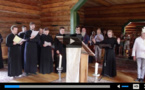Репортаж: Курсы церковного пения в Сильванесе (Преображение 2019 г.)
