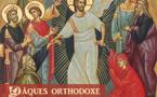 """Вышел в свет новый аудиодиск хора семинарии: """"Православная Пасха в Эпине-су-Сенар"""""""