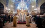 Репортаж: Богоявление в Ницце. Открытие собора после реставрационных работ