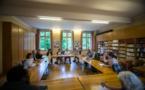 В семинарии прошло заседание межхристианской комиссии департамента Эссонн